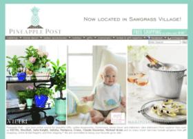 pineapplepostgifts.com