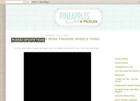 pineapples-n-pickles.blogspot.com