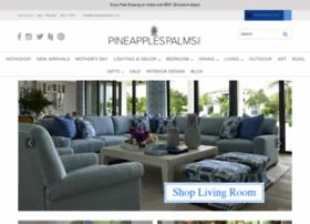 pineapplespalms.com