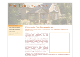 pineconservatory.com