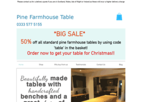pinefarmhousetable.co.uk