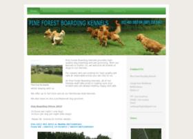 pineforestboardingkennels.com