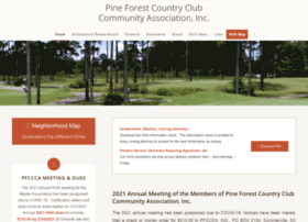 pineforesthoa.com