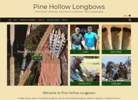 pinehollowlongbows.com