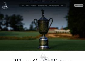 Pinehurst.com