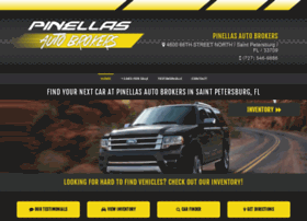 pinellasautobrokers.com
