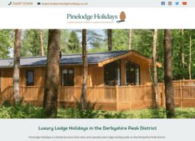 pinelodgeholidays.co.uk