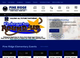 pineridge.cherrycreekschools.org