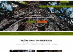 pinesmontessori.com
