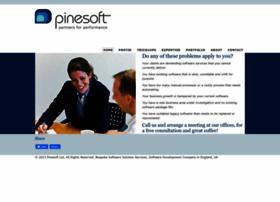pinesoft.co.uk
