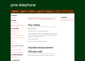 pinetelephone.com