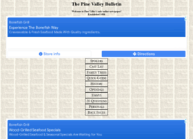 pinevalleybulletin.com