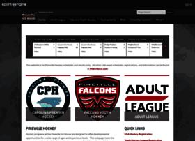 pinevillehockey.com