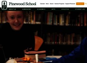 pinewood.edu