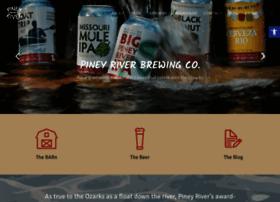 pineyriverbrewing.com