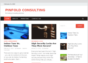 pinfoldconsulting.co.uk