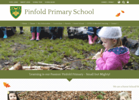 pinfoldprimaryschool.co.uk