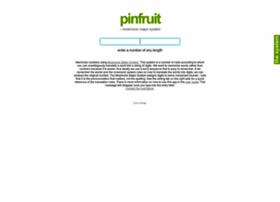 pinfruit.com