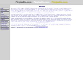 pingball.com