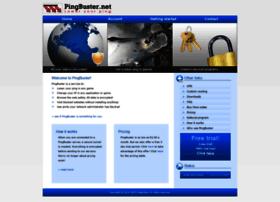 pingbuster.net