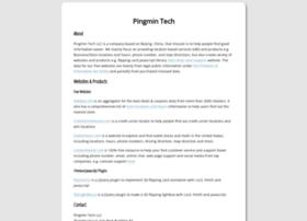 pingmin-tech.com