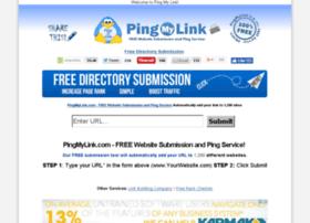pingmylink.com