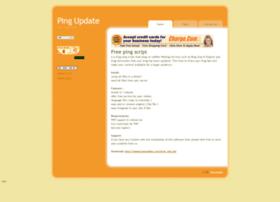 pingupdate.com