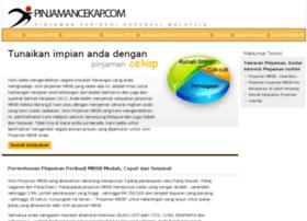 pinjamancekap.com
