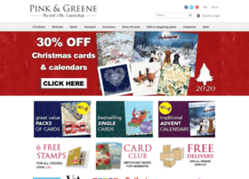pinkandgreene.com
