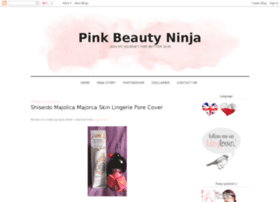 pinkbeautyninja.com