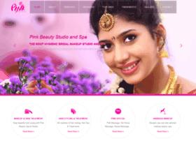 pinkbeautyspa.com