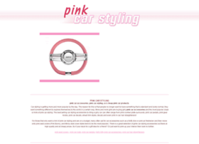 pinkcarstyling.com