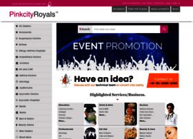pinkcityroyals.com