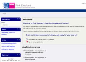 pinkelephant.remote-learner.net