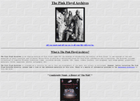 pinkfloydarchives.com