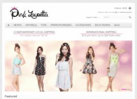 pinklauretta.com