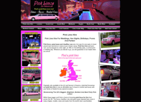 pinklimosforhire.co.uk
