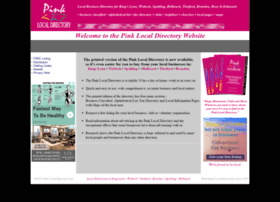 pinklocaldirectory.co.uk