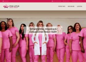 pinklotusbreastcenter.com