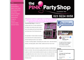 pinkpartyshop.co.uk