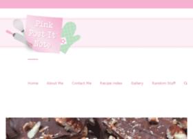 pinkpostitnote.com