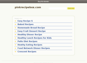 pinkrecipebox.com