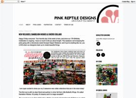 pinkreptiledesigns.blogspot.nl