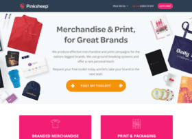 pinksheepprint.co.uk