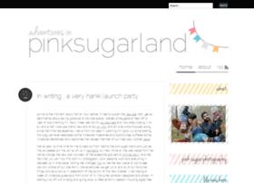 pinksugarland.com