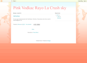 pinkvodkacrayolacrushsky.blogspot.com