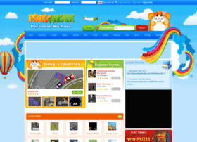 pinkyarcade.com