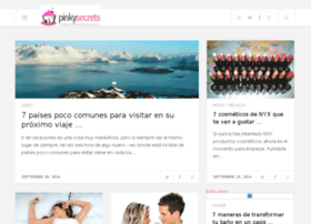 pinkysecrets.com