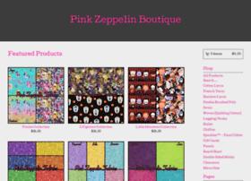 pinkzeppelinboutique.bigcartel.com