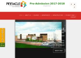 pinnacle.ac.in